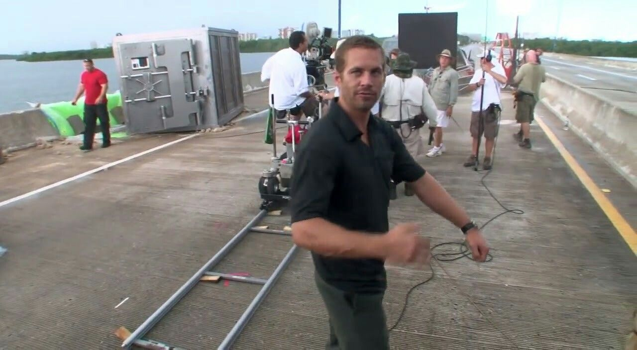 Behind The Scene Fast Five
