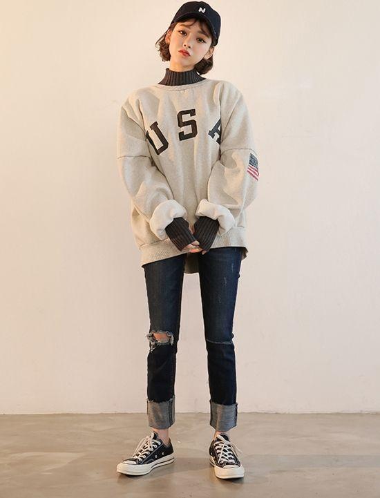 Korean Fashion Blog Online Style Trend Korean Street Fashion Pinterest Moda Coreana Moda