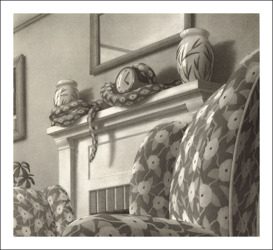 chris van allsburg coloring pages - photo#10
