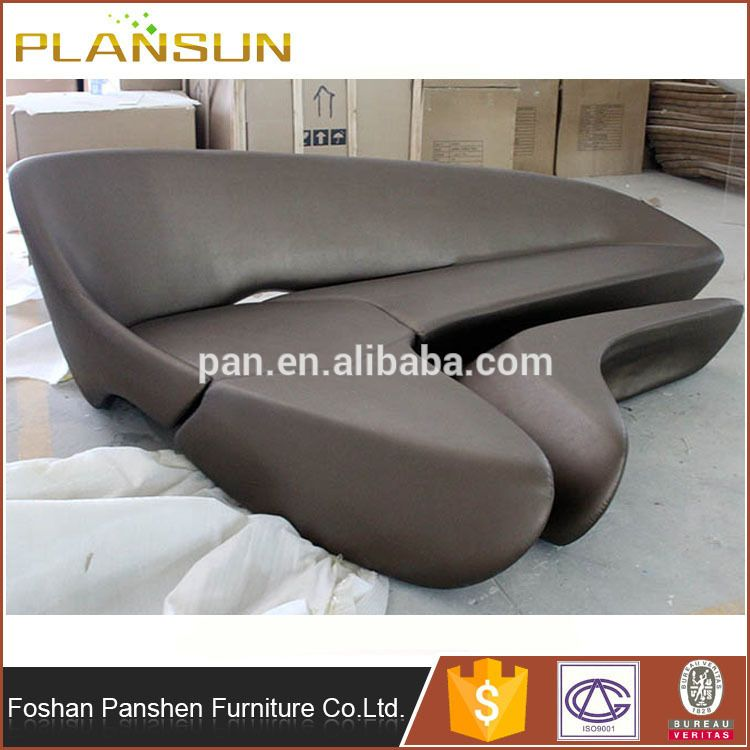 Copy Designer Furniture replica designer furniture leather moon system sofazaha hadid