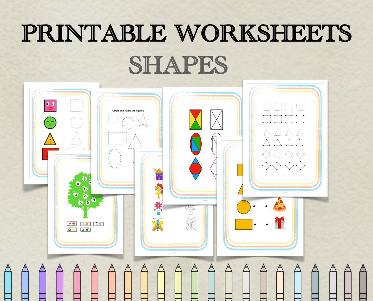 Worksheets For Kids In