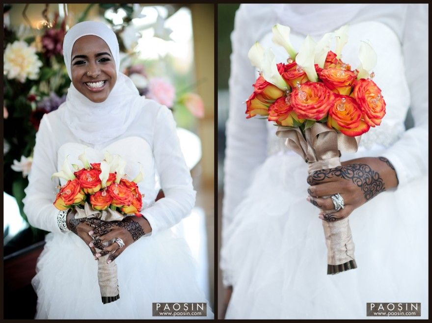 beautiful bride - Sudanese wedding #PerfectMuslimWedding.com ...