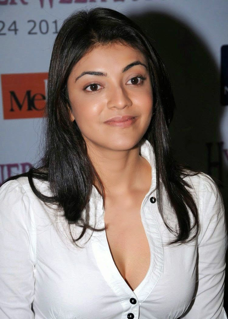 Kajal agarwal hot boobs photos