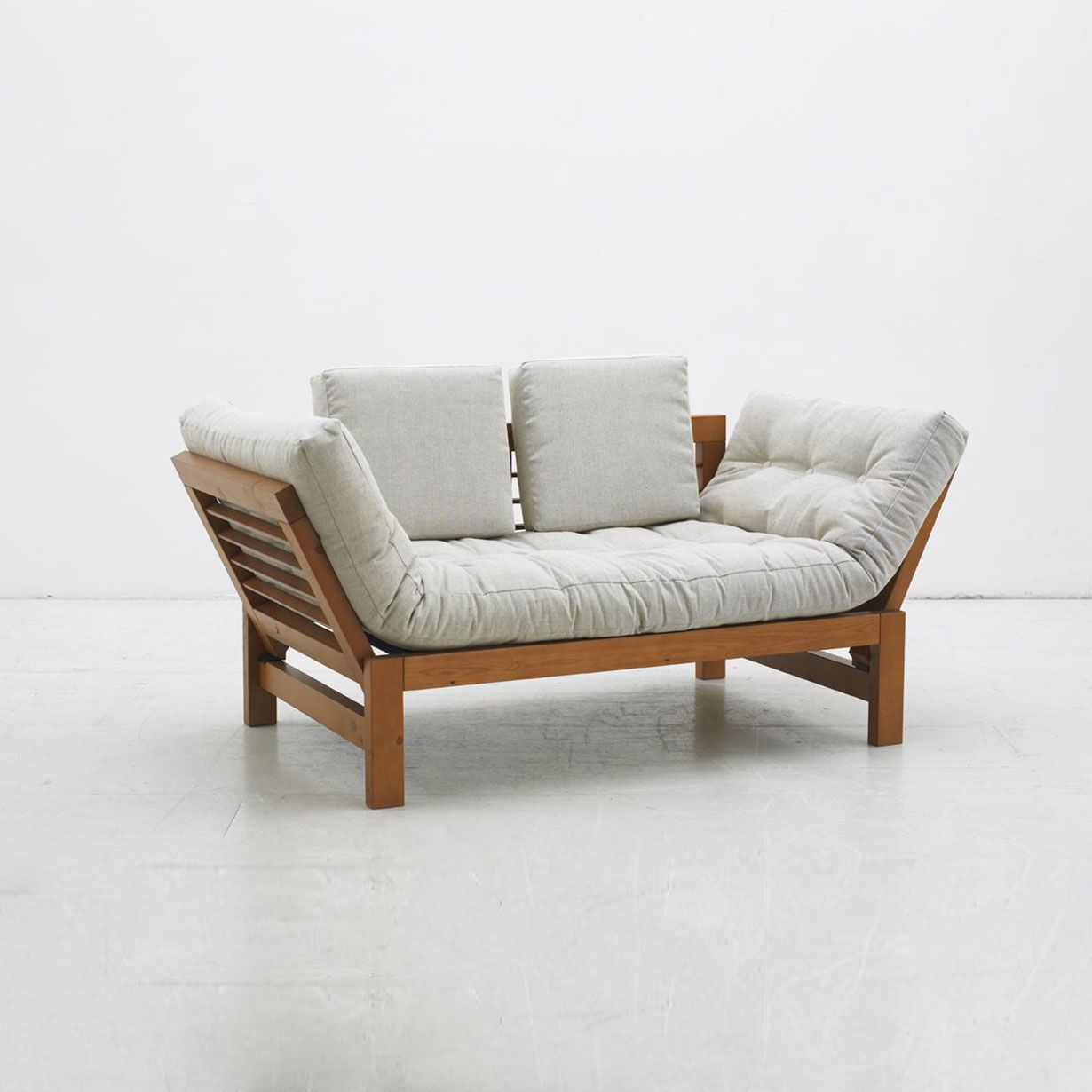 Karup Jazz 2 Seater Sofa Is A Simple Clear Two