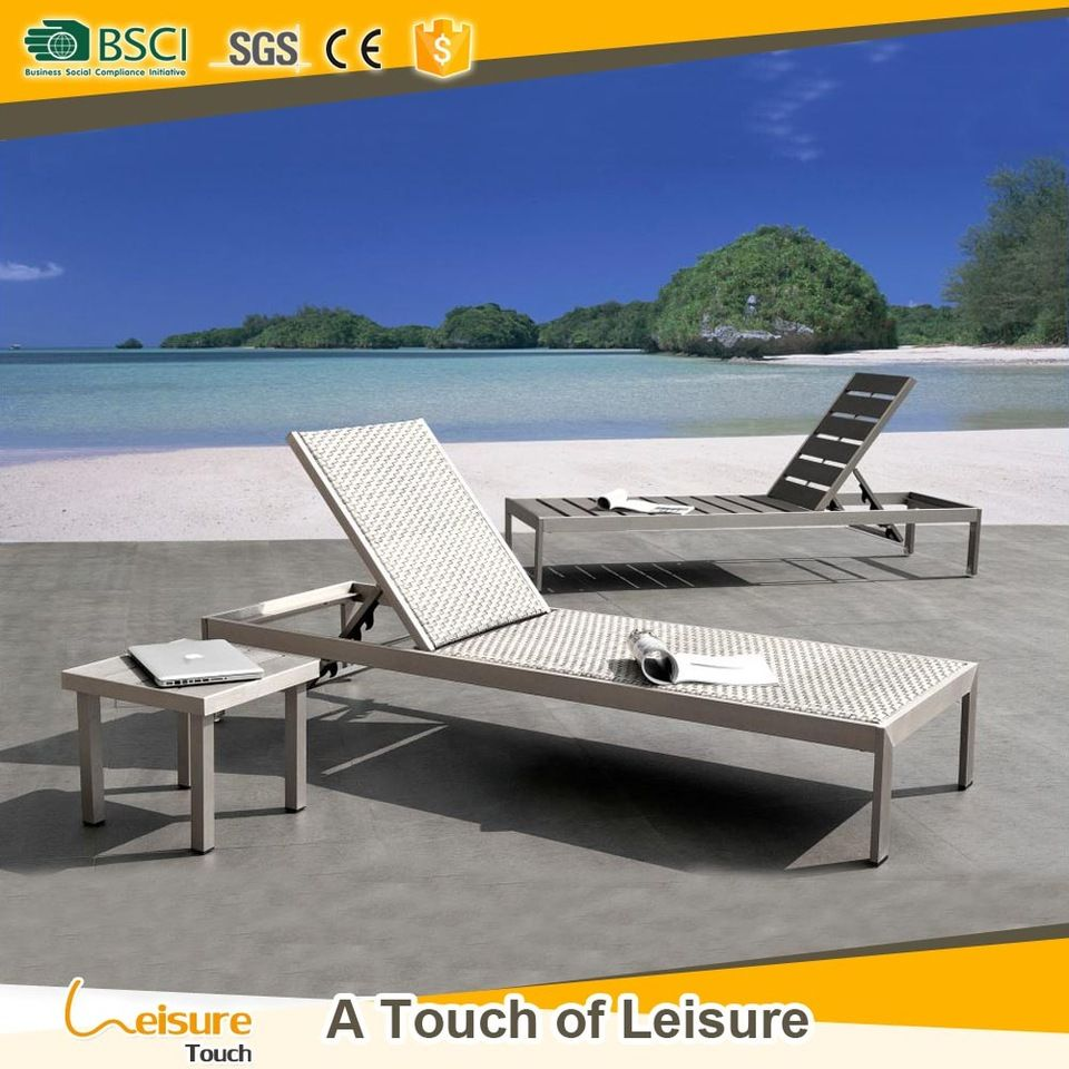 lowest outdoor furniture resort sun lounge poly wood stackable beach lounge chairs - Lounge Chair Outdoor