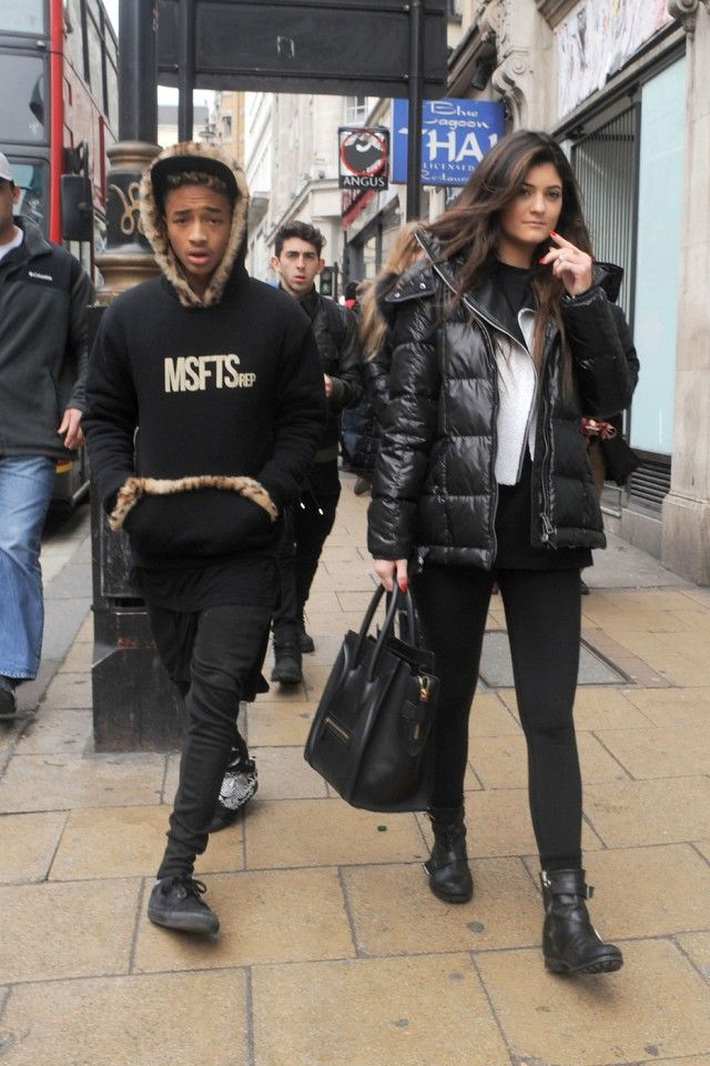 Kylie Jenner From Smith Banned Hookup Jaden