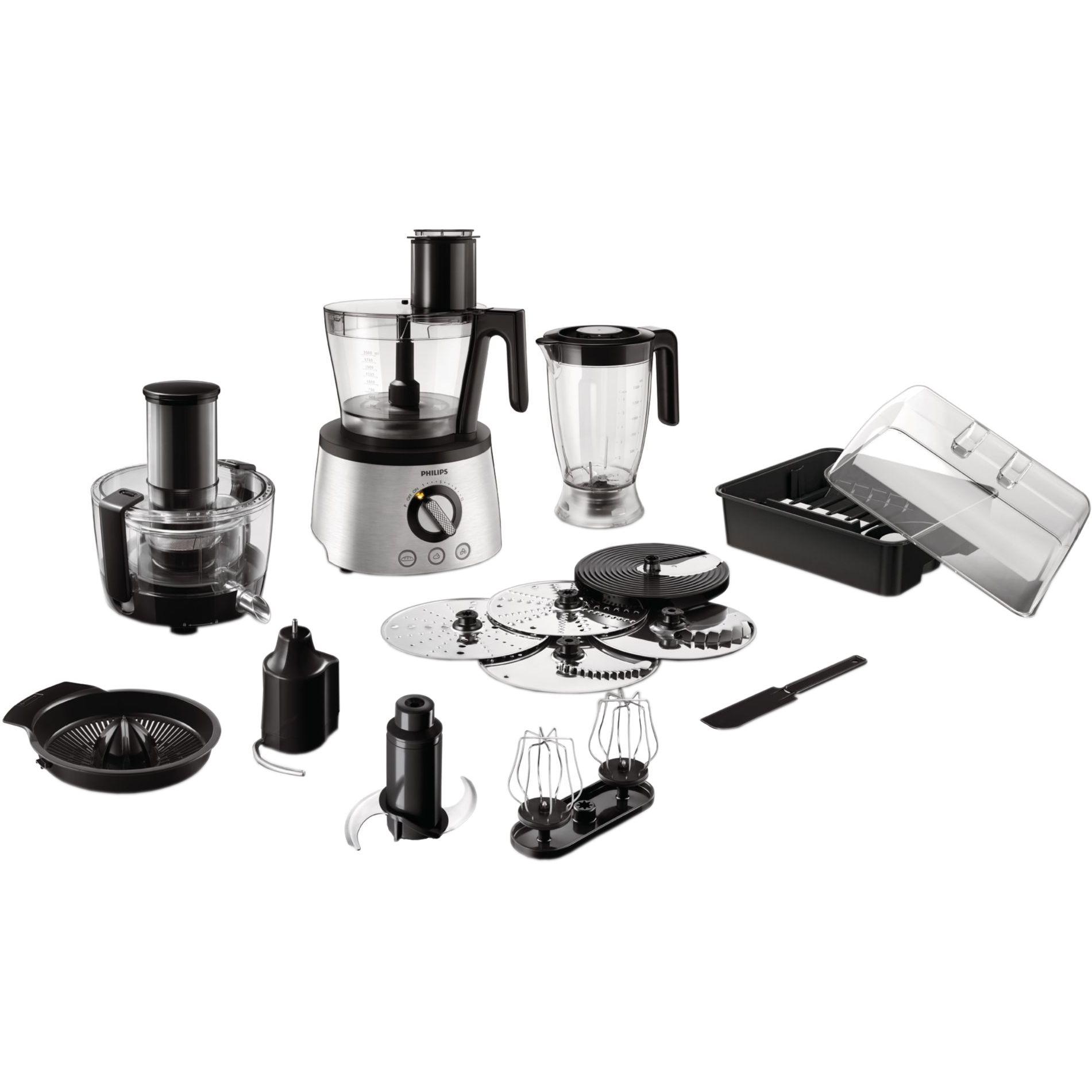 european kitchen gadgets samsung appliances reviews philips avance collection hr7778 00  un robot complet