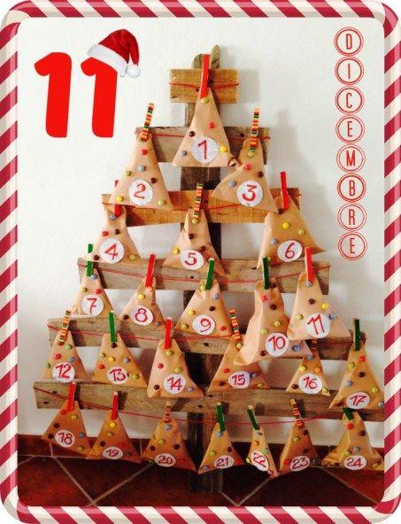Il Calendario Dellavvento.Per Il Calendario Dell Avvento Di Oggi 11 Dicembre Vi