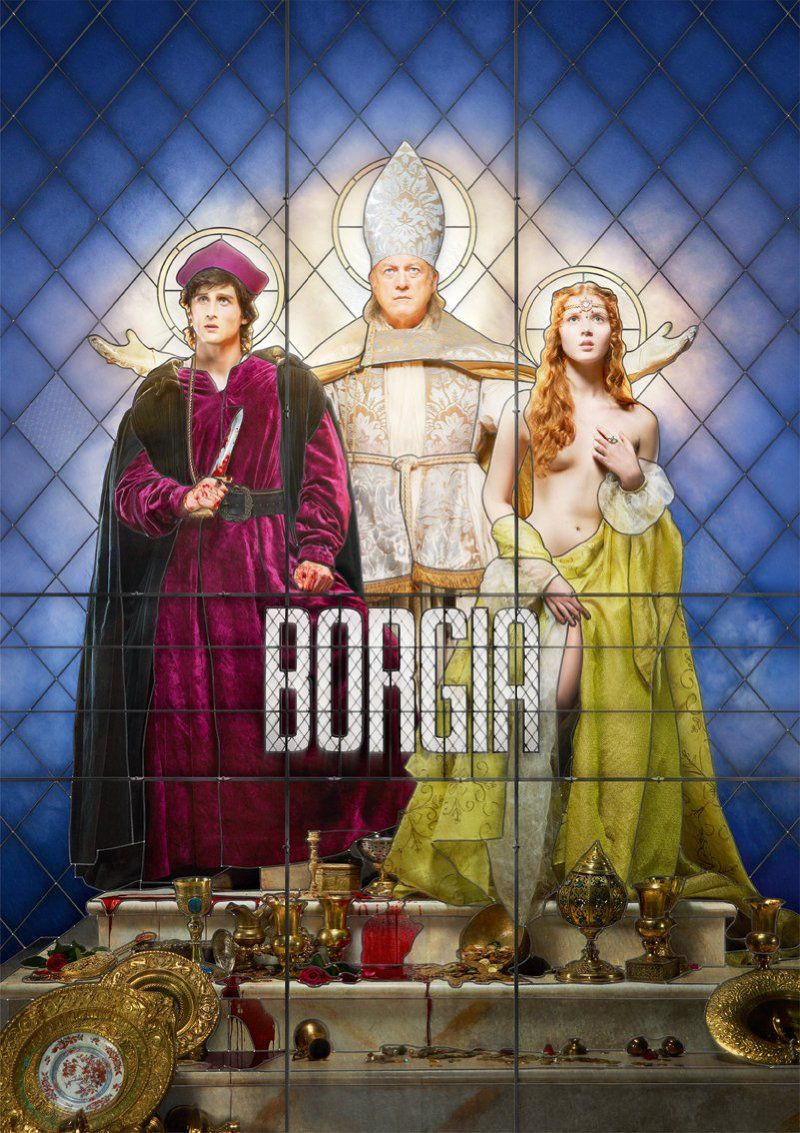 Borgia - the other production (not showtime). Its