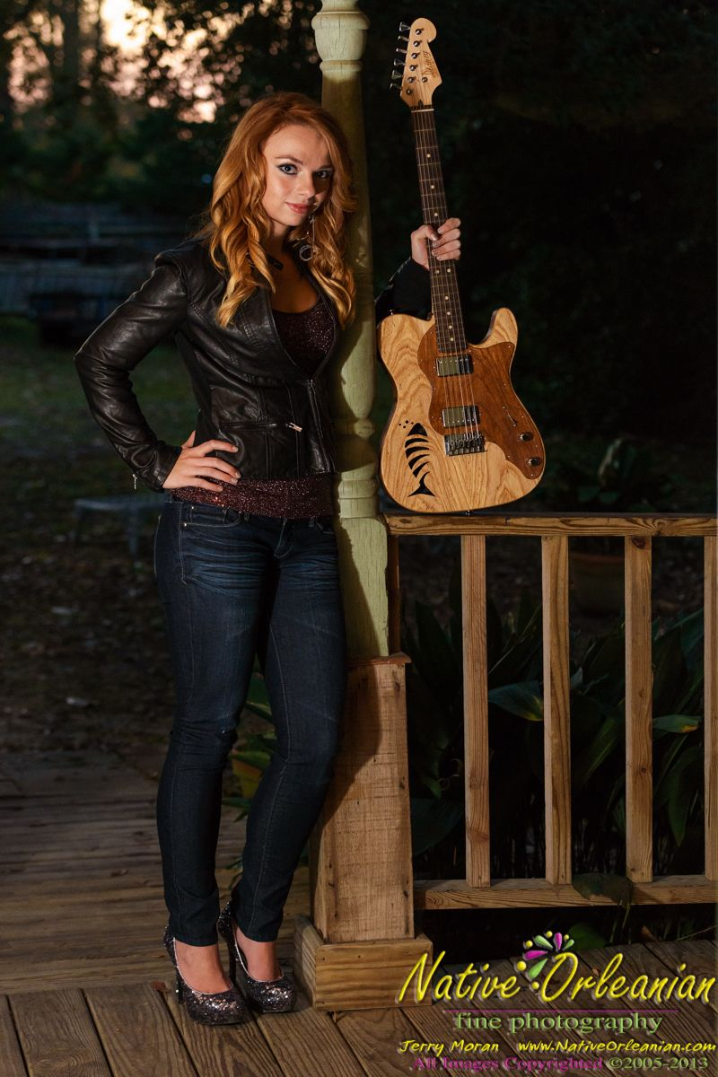 Samantha Fish Cigar Box Guitar