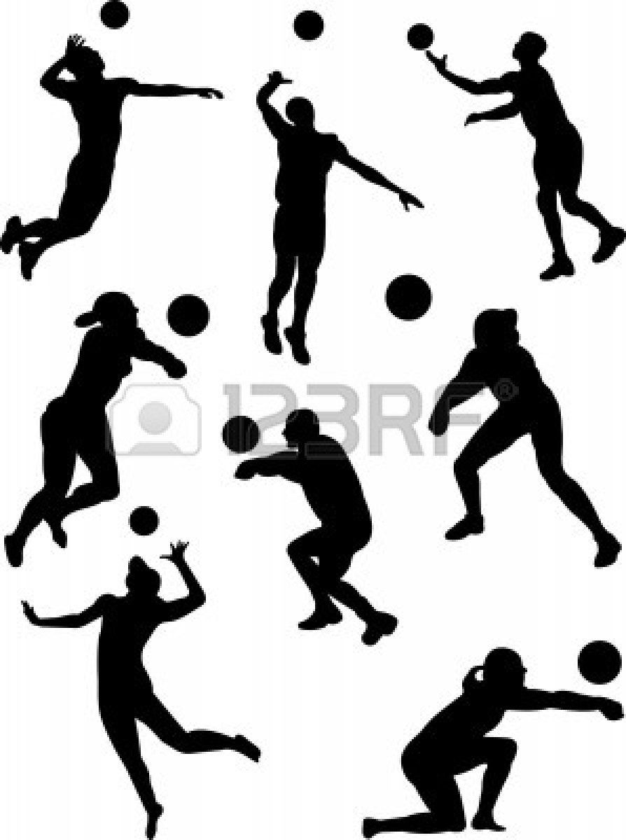 Volley Ball Volleybal Tekenen