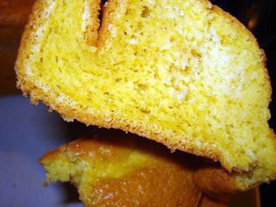 Pao de lo (recette portugaise) très fàcile à faire
