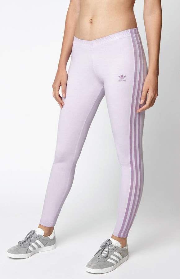 7b93d02b73c32 adidas Purple Tie Dye Leggings | Adidas Outfits | Tie dye leggings ...