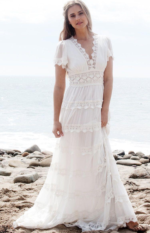 Ausgezeichnet Low Key Brautkleid Bilder - Brautkleider Ideen ...