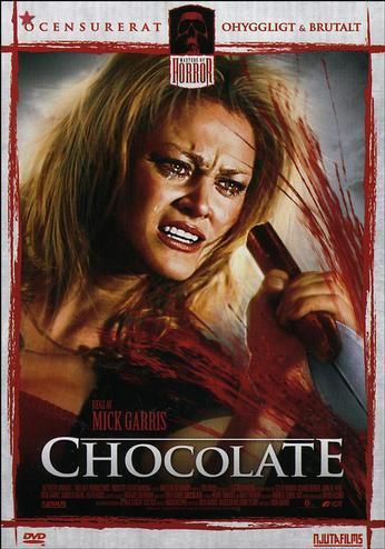 horror chocolate of Masters