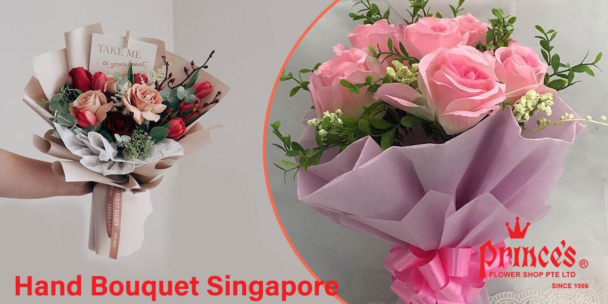 Hand Bouquets In Singapore In 2020 Hand Bouquet Beautiful Bouquet Of Flowers Bouquet