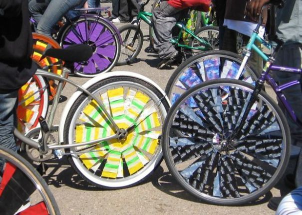 Easy Awesome Bike Decor To Get Your Kids Pumped To Ride Bike
