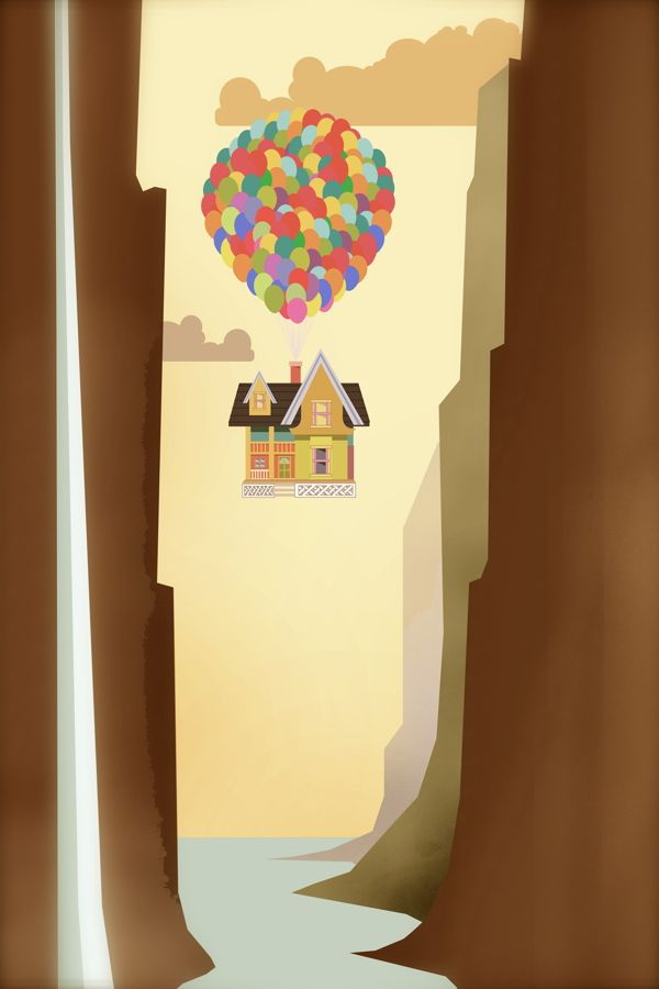 UP House by Robbie Thiessen on Behance