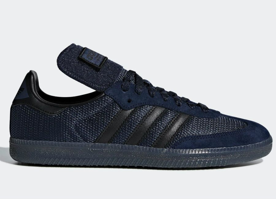 e6d0cb2aa Adidas Samba LT Shoes - Collegiate Navy / Core Black / Collegiate Navy