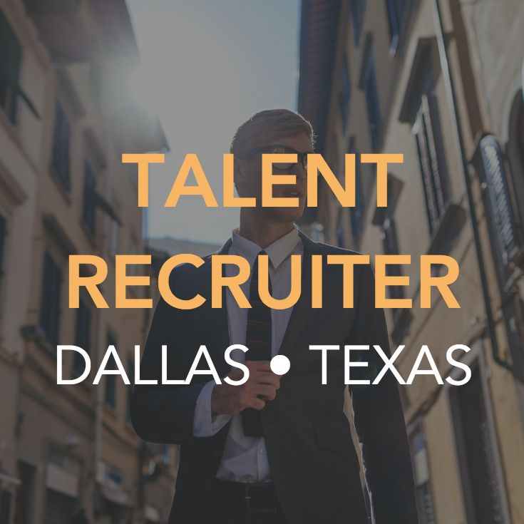 HIRING Talent Recruiter for Will Reed Jobs in Dallas, Texas