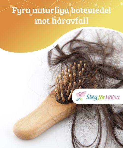 bra mot håravfall