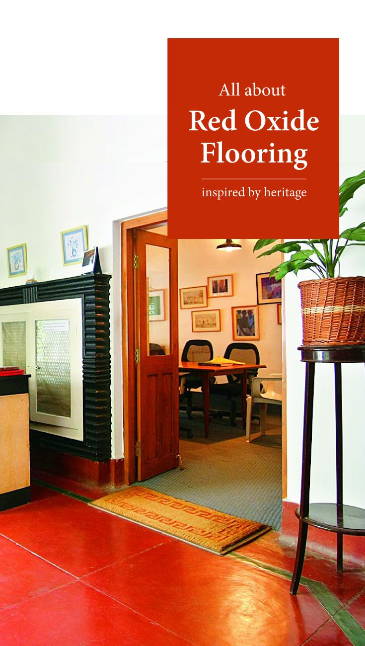 All About Red Oxide Flooring Indian home design, Kerala