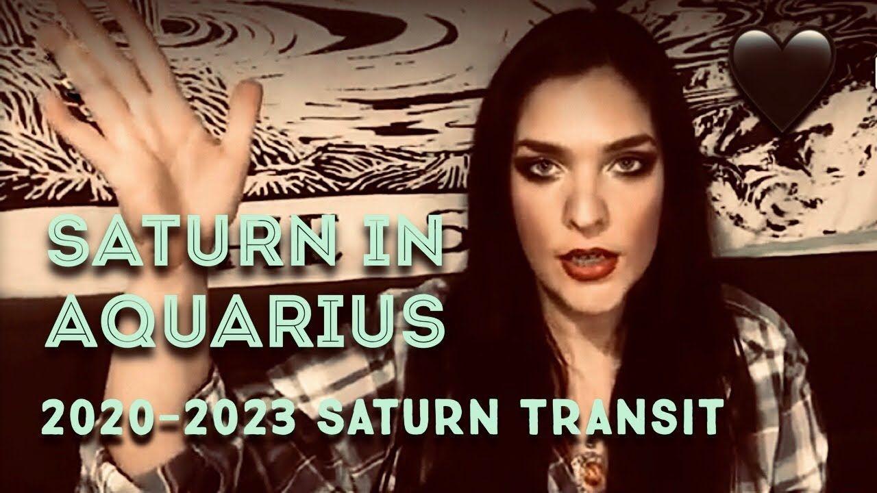 Saturn In Aquarius Transit 2020 2023 Prediction Aquarius