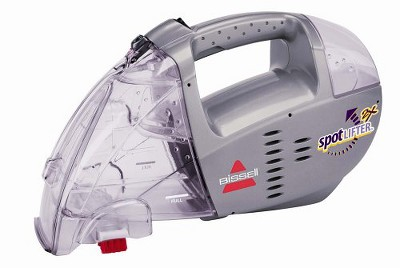Bissell Cordless Spot Lifter 2x Handheld Portable Upholstery And