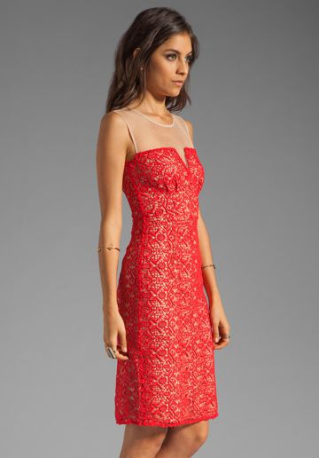 ALICE BY TEMPERLEY Alberto Dress in Red at Revolve Clothing - Free Shipping!