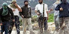 مستوطنون يقتحمون بلدة سبسطية لتأدية طقوس تلمودية