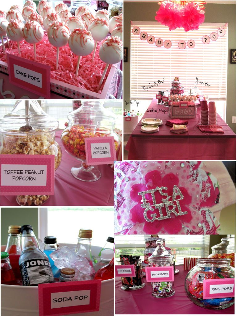 ready to pop theme baking for the boys ready to pop baby shower