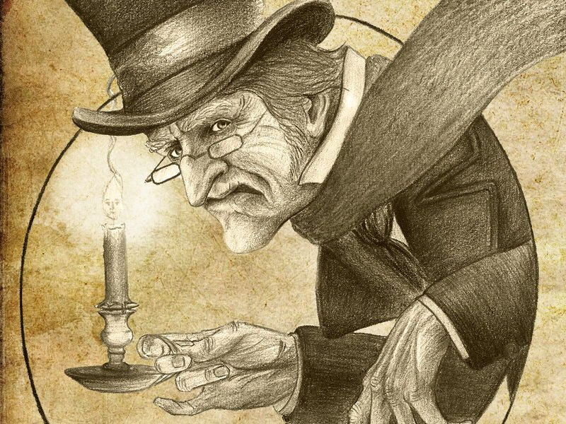 A Christmas Carol Charles Dickens. Revision lesson 9 | Teaching Resources