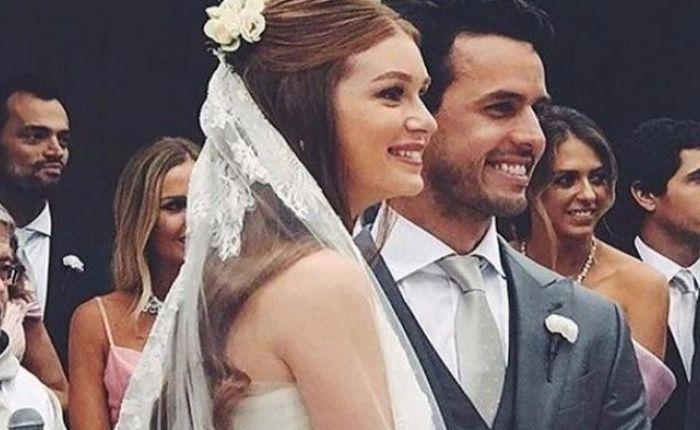 Em casamento de conto de fadas, Marina Ruy Barbosa e Xande Negrão selam união: A festa foi definida por muitos dos convidados como o…