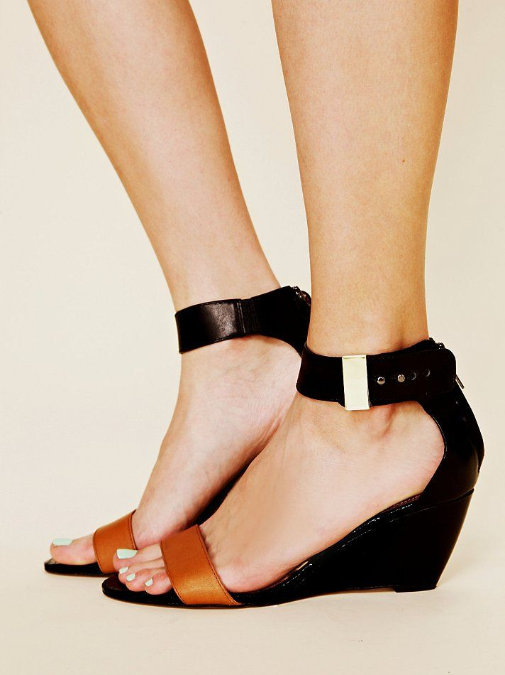 be4aa0401d99 Free People Sophie Mini Wedge Sandal. Why do they have to be  120   ( sam  edelman ...