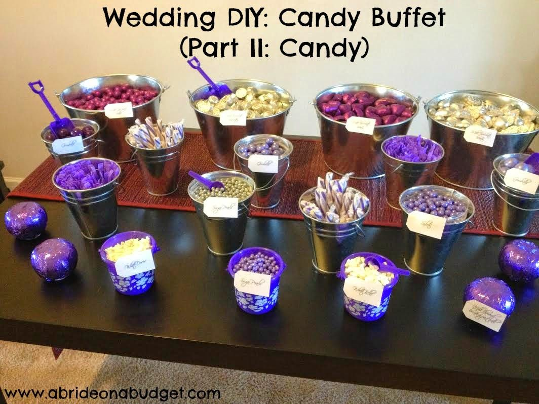 Remarkable Wedding Diy Candy Buffet Part Ii Candy Bar Math A Bride Beutiful Home Inspiration Papxelindsey Bellcom