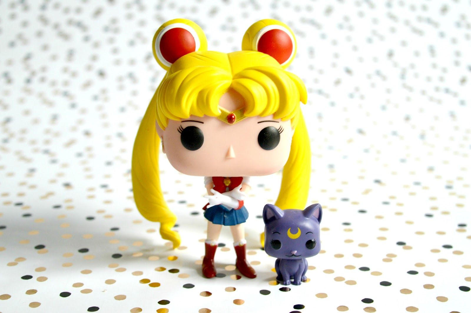 Is The Sailor Moon Funko POP! The Champion Of Justice