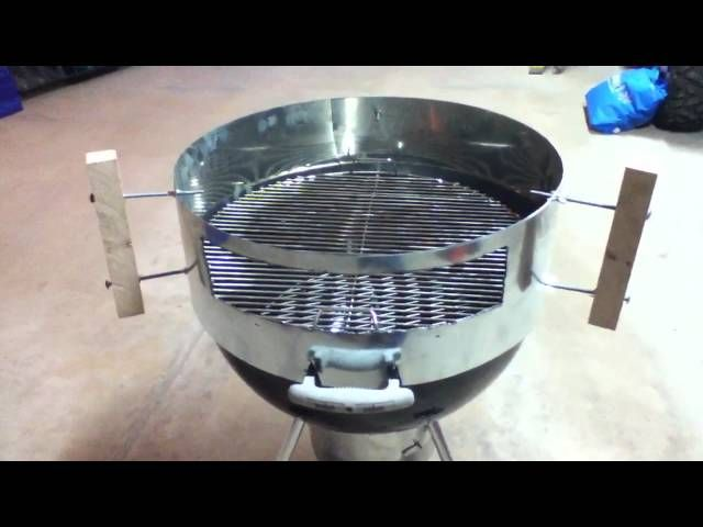 Spiksplinternieuw Turn Your Grill into a Pizza Oven with This $20 DIY Kettle Pizza LL-15
