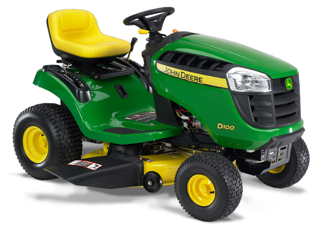D100 Lawn Tractor Best Riding Lawn Mower Lawn Mower Lawn Tractor