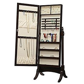 Jewelry Armoire Cheval Standing Mirror Big Lots gifts