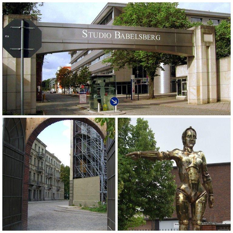 History Of Babelsberg Studio In 1 Minute Studio Film Studio Europe