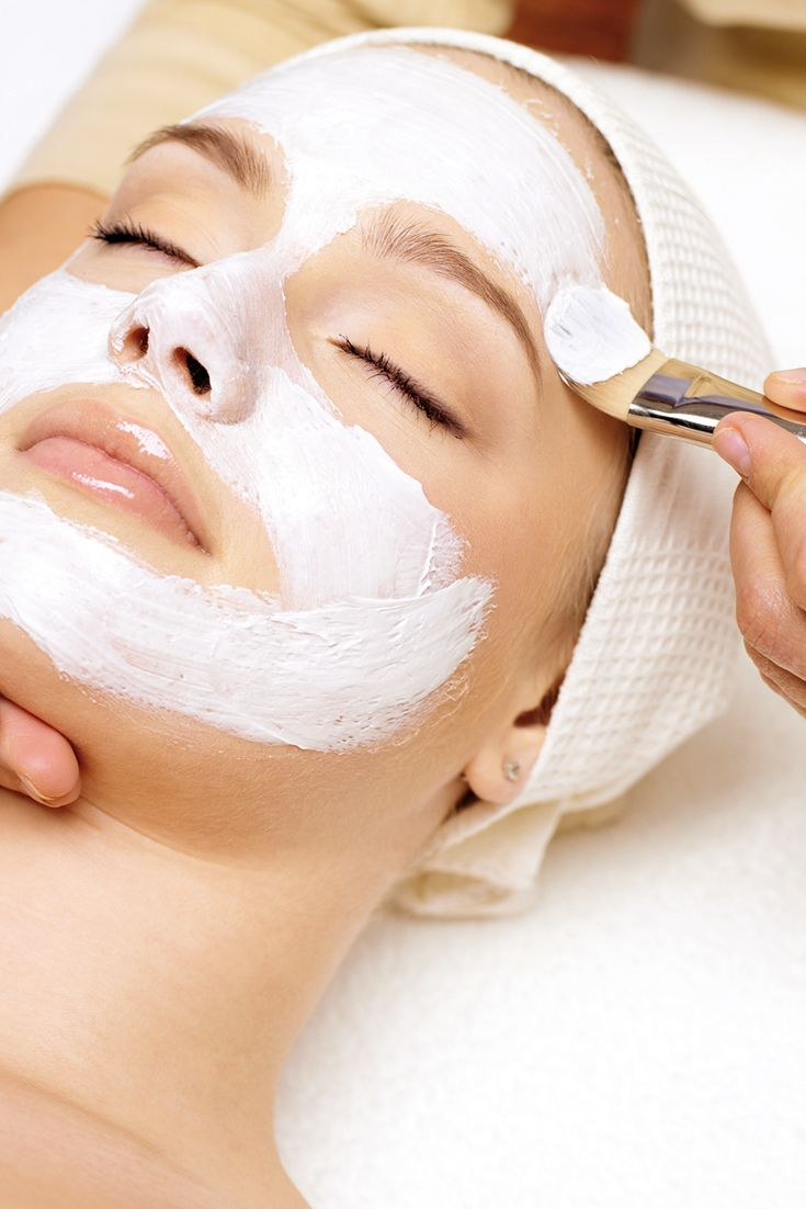 Things, speaks) facial and skin treatment