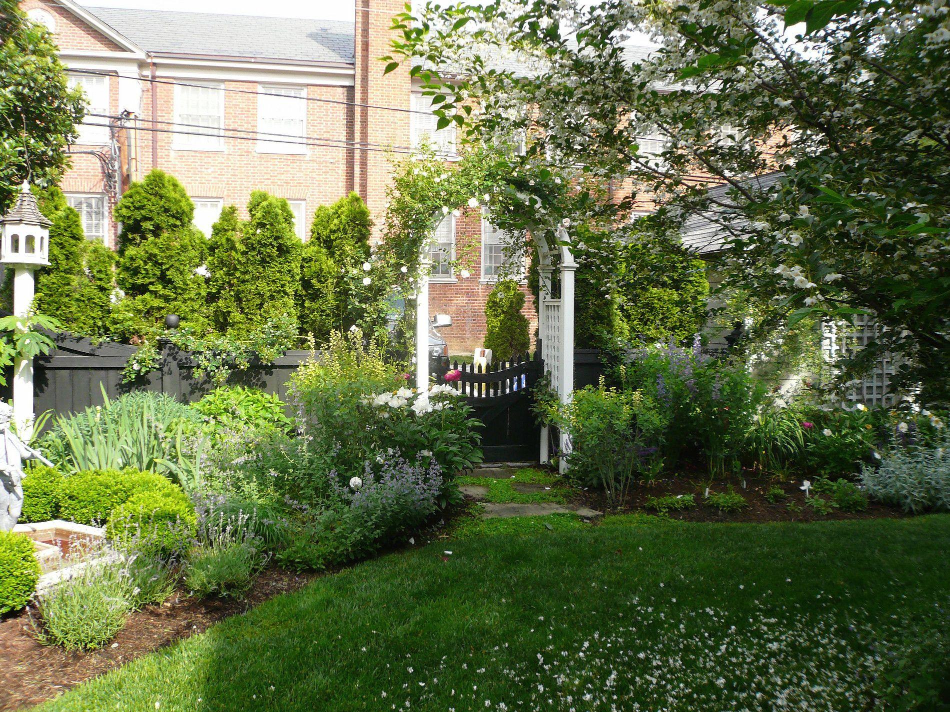 Landscape Design Richmond Va Janet Baruch Landscape Design