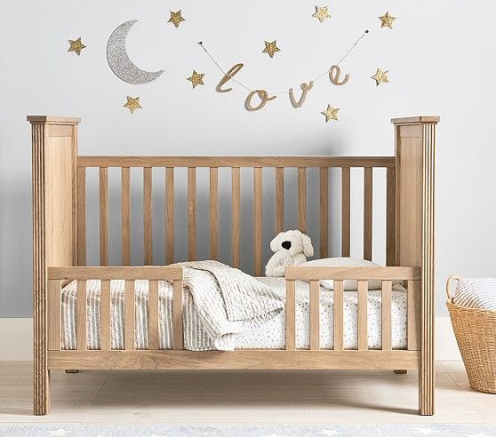 Fillmore Toddler Bed Conversion Kit In 2019 Toddler Bed