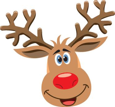 Christmas Reindeer Antlers Png 197 Christmas Cartoon Pictures Christmas Reindeer Reindeer Drawing