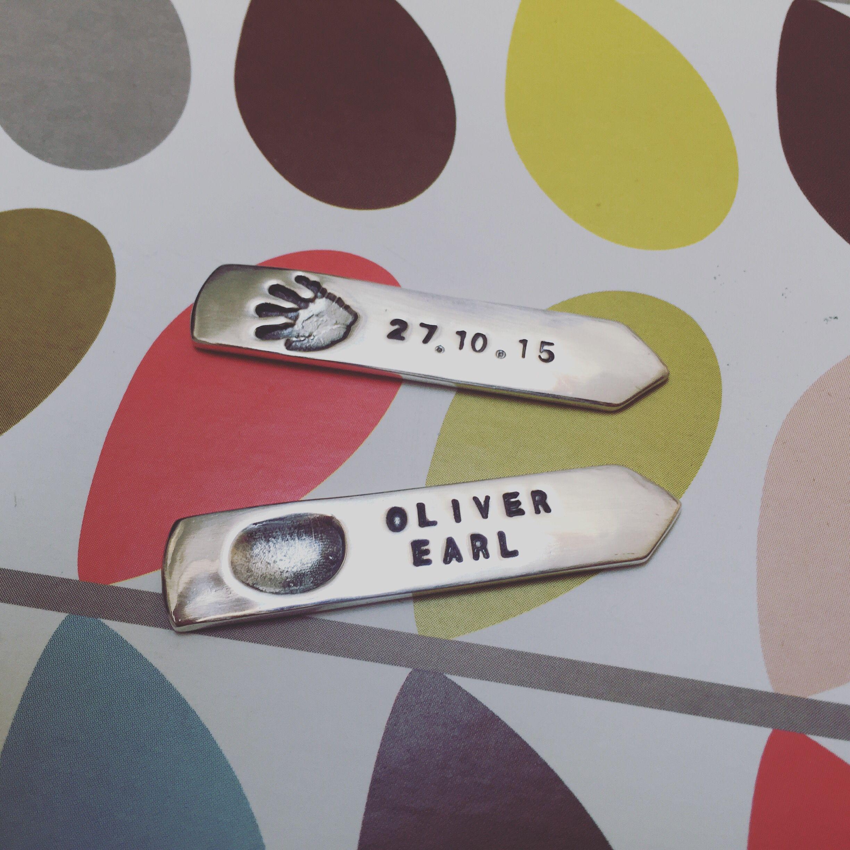 Silver collar stiffeners from www.beachhutcharm.co.uk