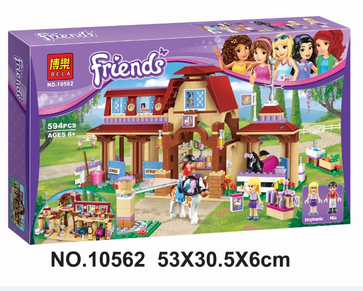 (29.44$)  Buy here  - 2017 BELA 10562 Friends 594Pcs Heartlake Mia House Pet Show Model Building Blocks Kit Bricks Educational Toys With Lepin Gifts