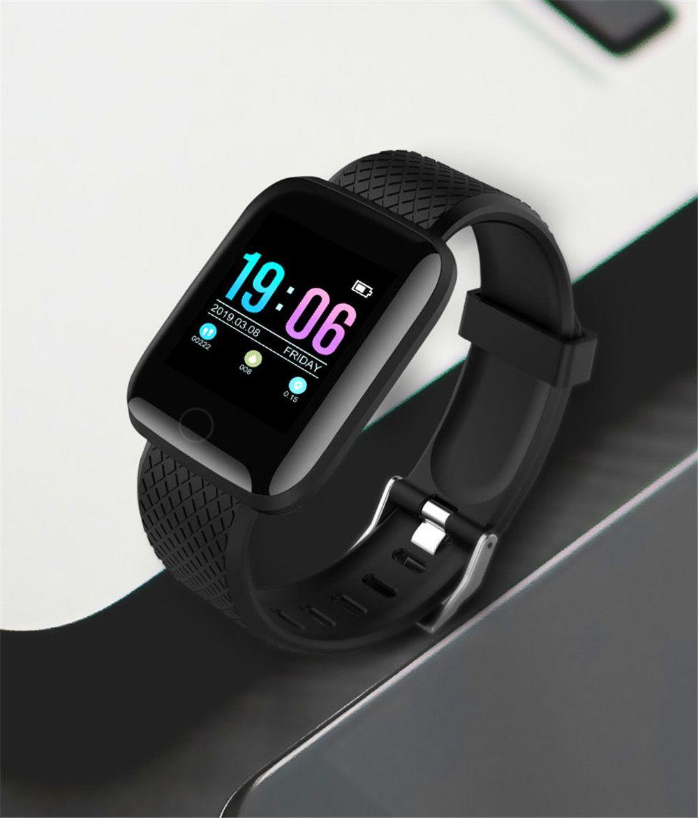 Smart Watch Men Blood Pressure Waterproof Smartwatch Women
