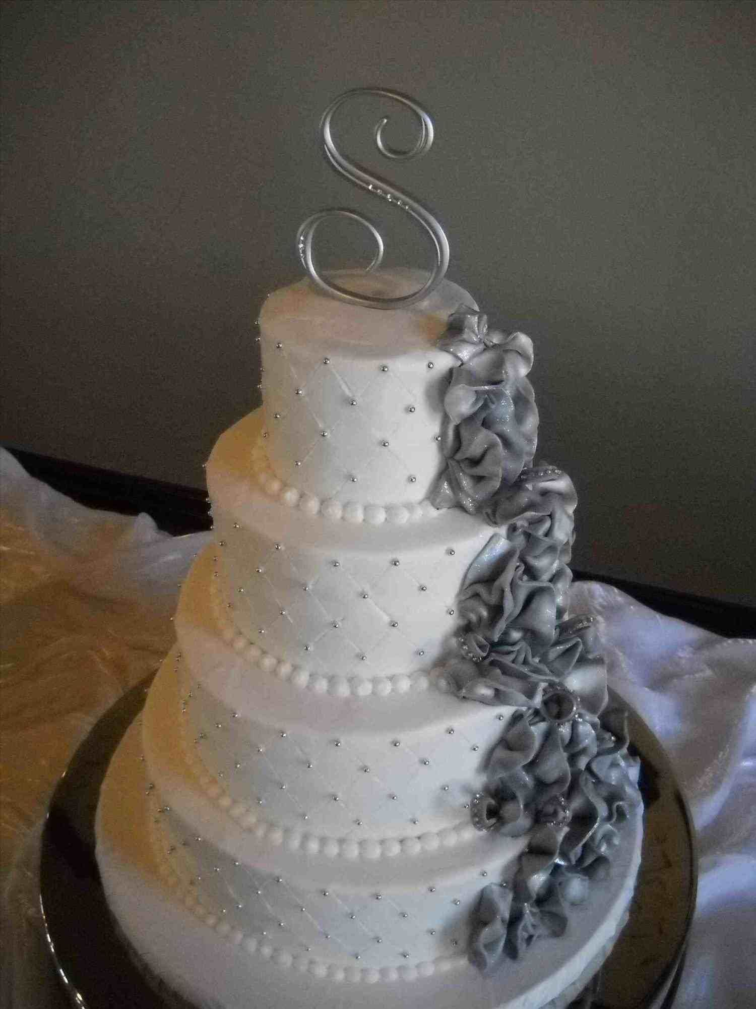 TOP 10 New Post Beautiful White Wedding Cakes With Bling Visit Wedbridalsite