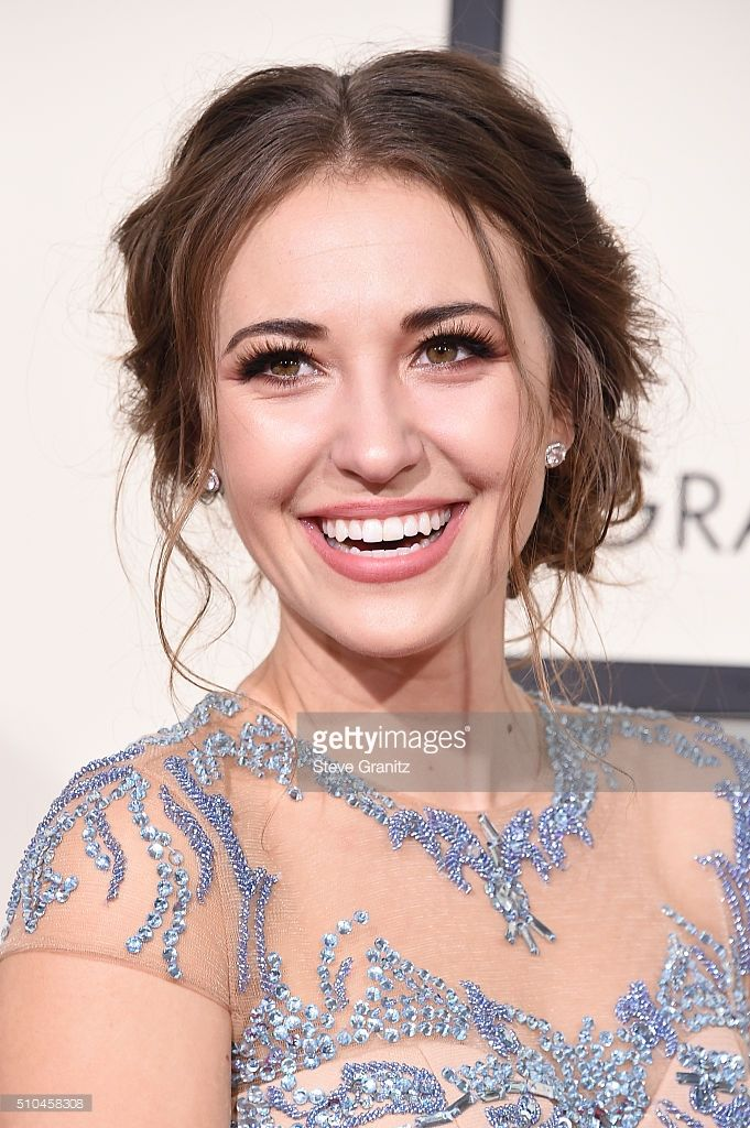 Singer Lauren Daigle attends The 58th GRAMMY Awards at