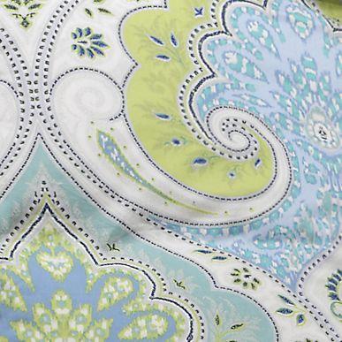Sardinia Reversible Bedding Collection 300 Thread Count 100 Cotton
